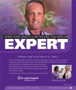 St. Luke's Hospital-Expert